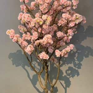 Romantic Decoration Large Artificial Blossom Tree Sakura Branches Artificial Cherry Trees Buy Artifi Artificial Plants Artificial Tree Branches Blossom Trees